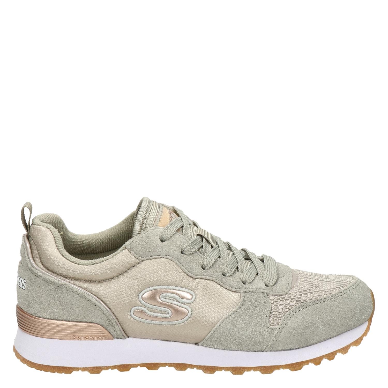 - Skechers lage sneakers