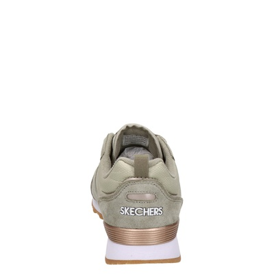 Skechers dames lage sneakers Taupe