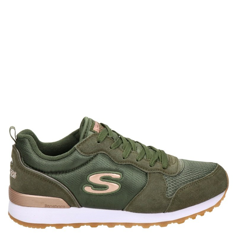 Skechers Originals - Lage sneakers - Groen