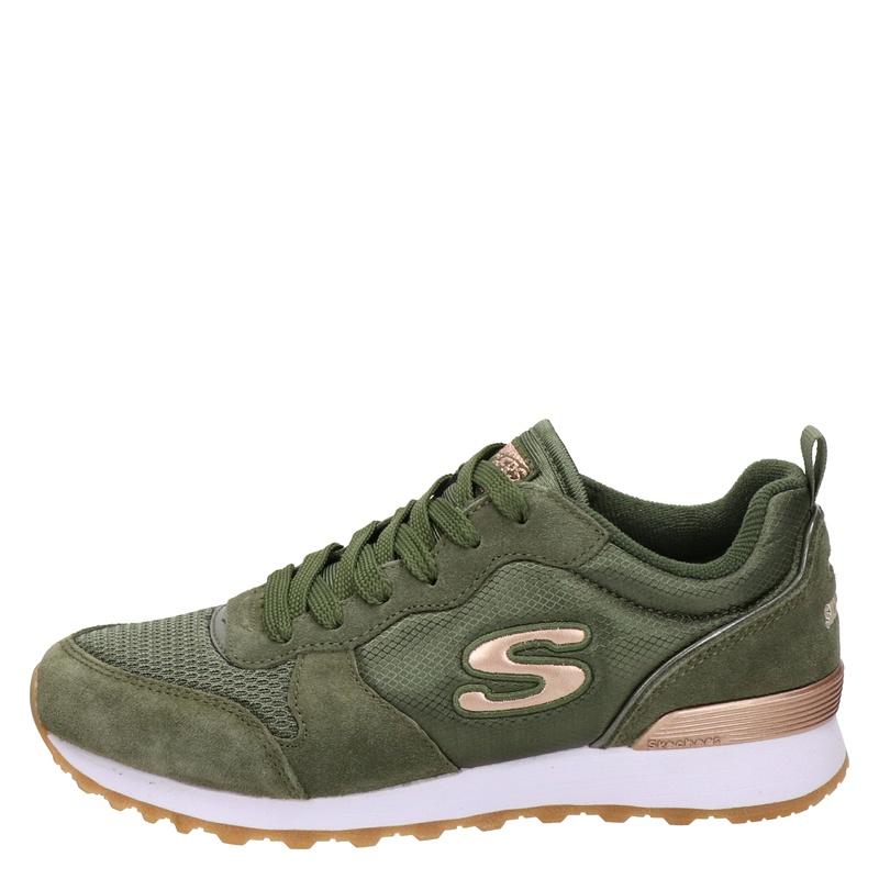 Skechers Originals - Lage sneakers - Groen