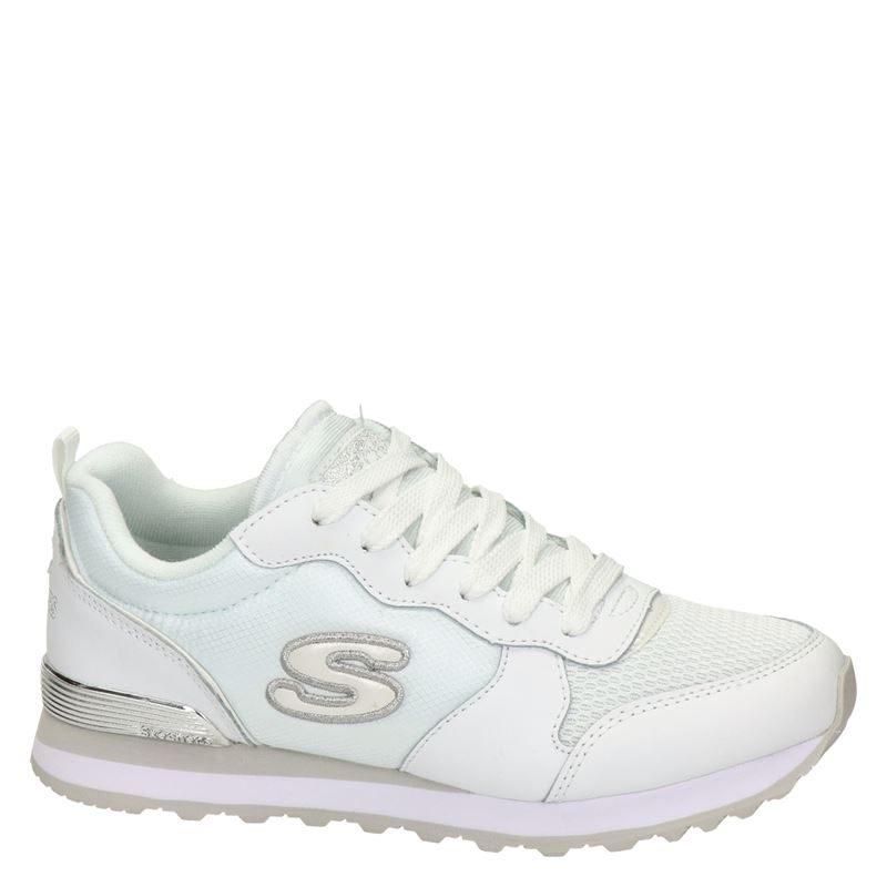 Skechers Originals - Lage sneakers - Wit
