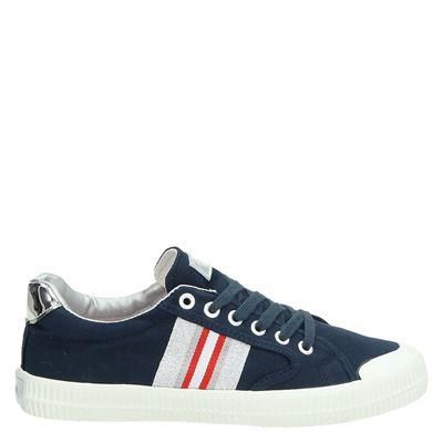 Replay dames sneakers blauw