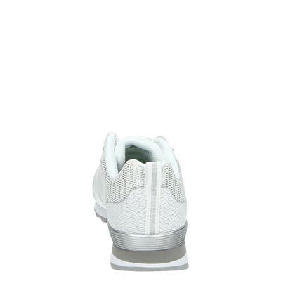 Skechers dames lage sneakers Wit