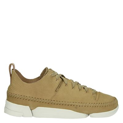 Clarks Originals dames sneakers beige