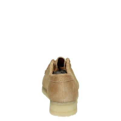 Clarks Originals dames veterschoenen Beige