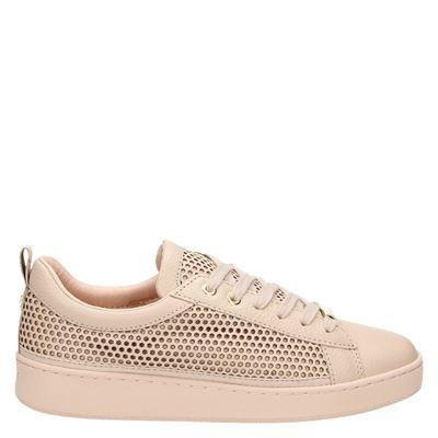 Cruyff dames lage sneakers roze