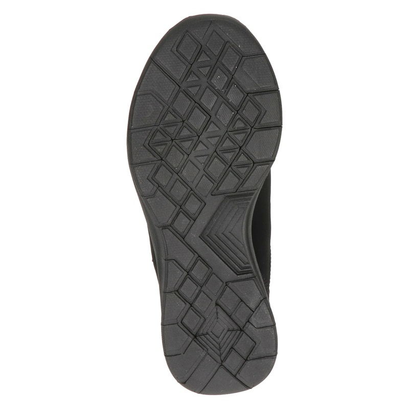 Skechers Synergy 2.0 - Lage sneakers - Zwart
