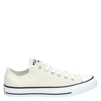 Converse dames sneakers beige