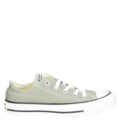 Converse dames sneakers groen