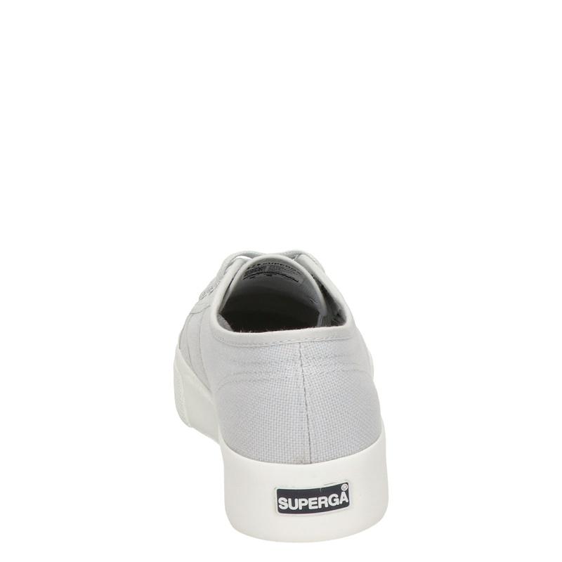 Superga - Lage sneakers - Grijs