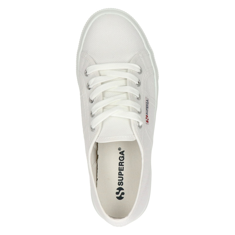 Superga - Lage sneakers - Wit