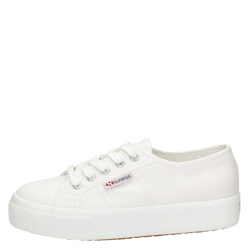 Superga - Lage sneakers - Wit