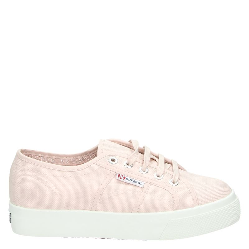 Superga - Lage sneakers - Roze