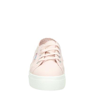 Superga dames lage sneakers Roze