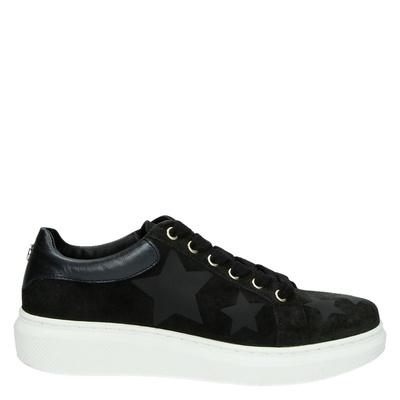 Tommy Hilfiger Sport dames sneakers zwart