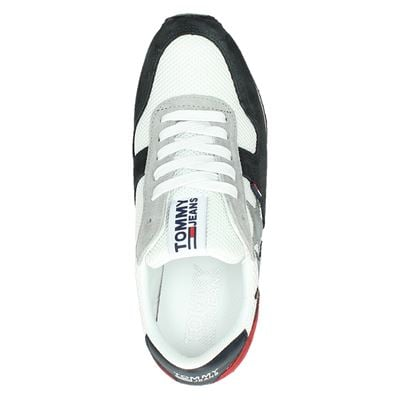 Tommy Jeans dames lage sneakers Wit