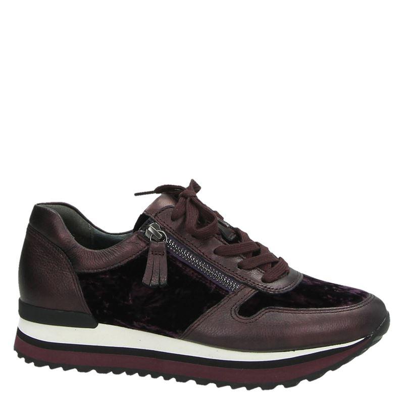 Gabor York - Lage sneakers - Rood