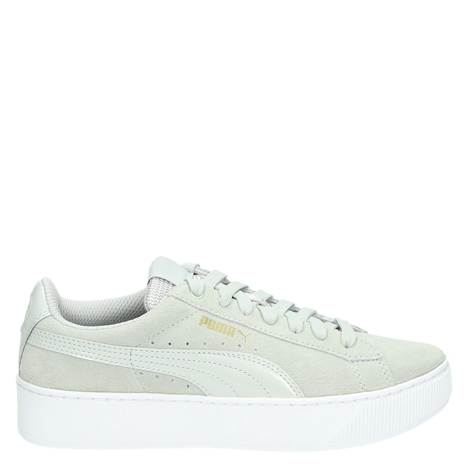 Chaussures Puma Gris Vikky aC16y8g