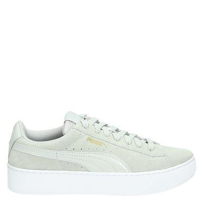 Puma dames sneakers grijs