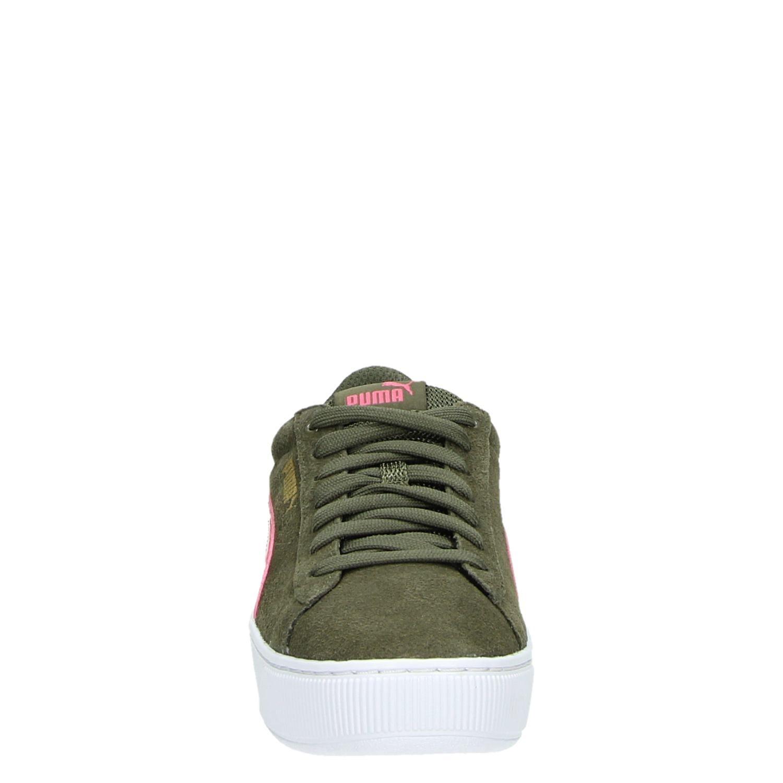 puma sneakers dames groen