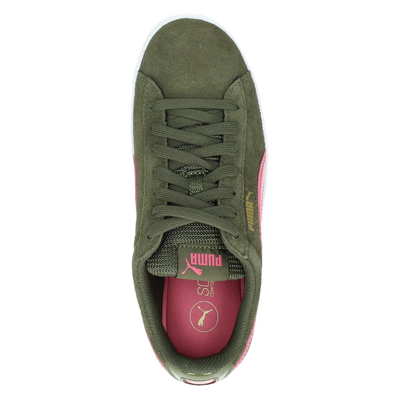 b956fc967f9 Puma Vikky Platform dames lage sneakers. Previous