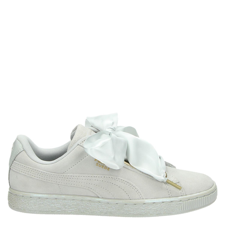 Chaussures En Daim Gris Pumas yEMD3d2P