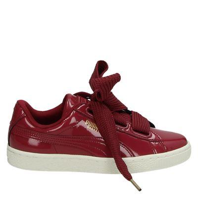 Puma dames sneakers rood
