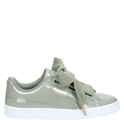 Puma dames sneakers taupe