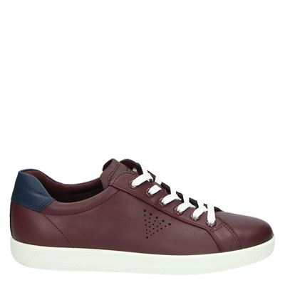 Ecco dames sneakers rood
