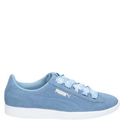 Puma dames sneakers blauw