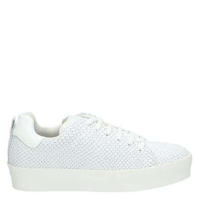 PS Poelman dames sneakers wit