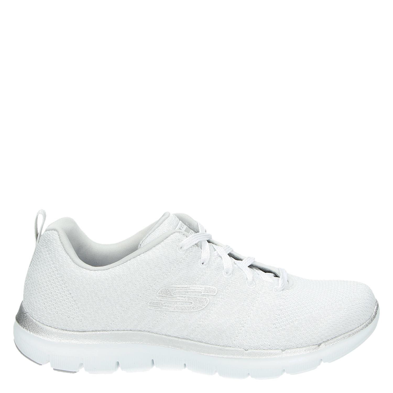 Sneakers Wit Sneakers Sneakers Skechers Wit Dames Lage Lage Wit Lage Skechers Skechers Dames Dames qwZR1n5I