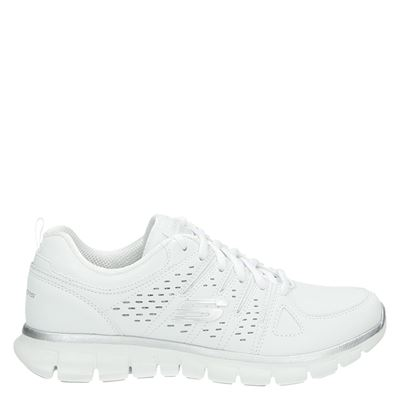 Skechers dames sneakers wit
