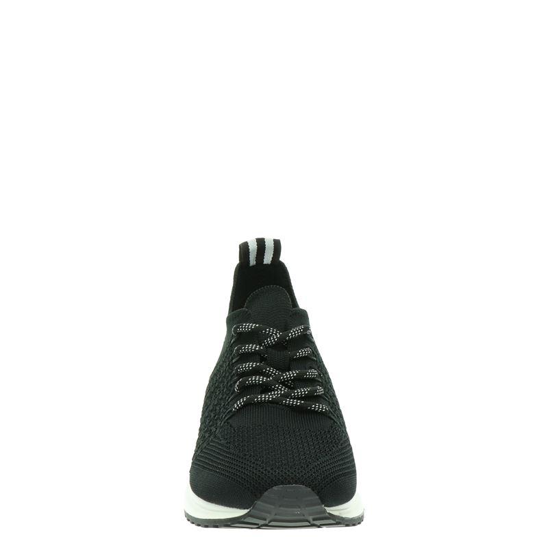 La Strada - Lage sneakers - Zwart