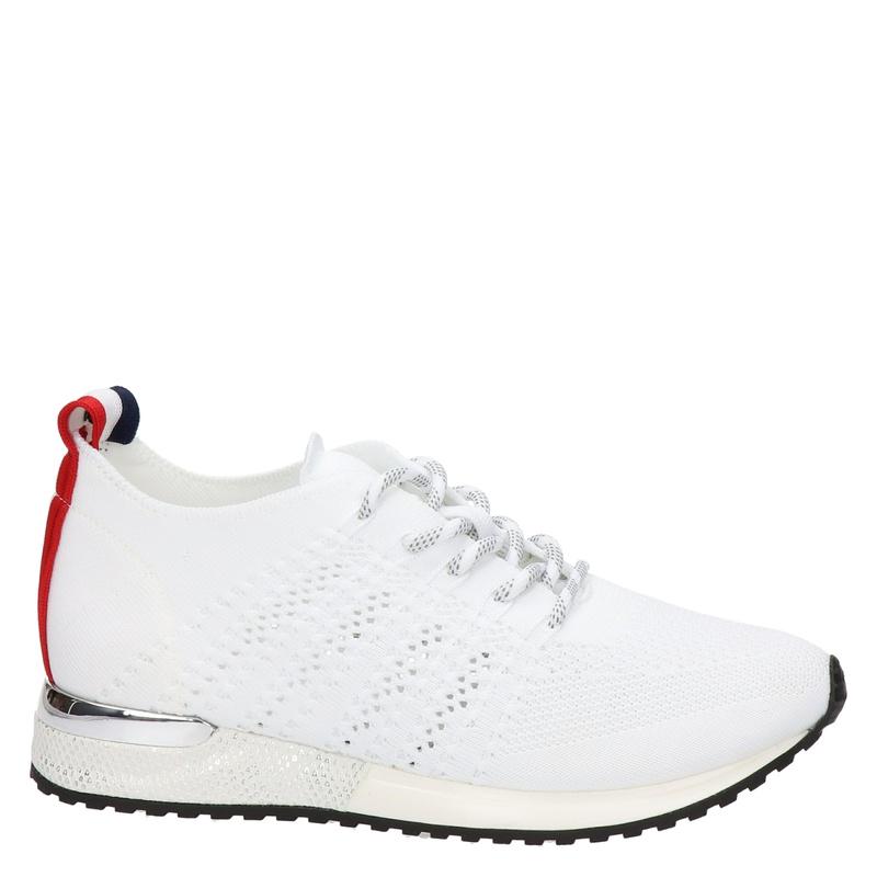 La Strada - Lage sneakers - Wit