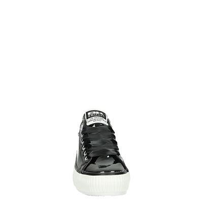 British Knights dames hoge sneakers Zwart