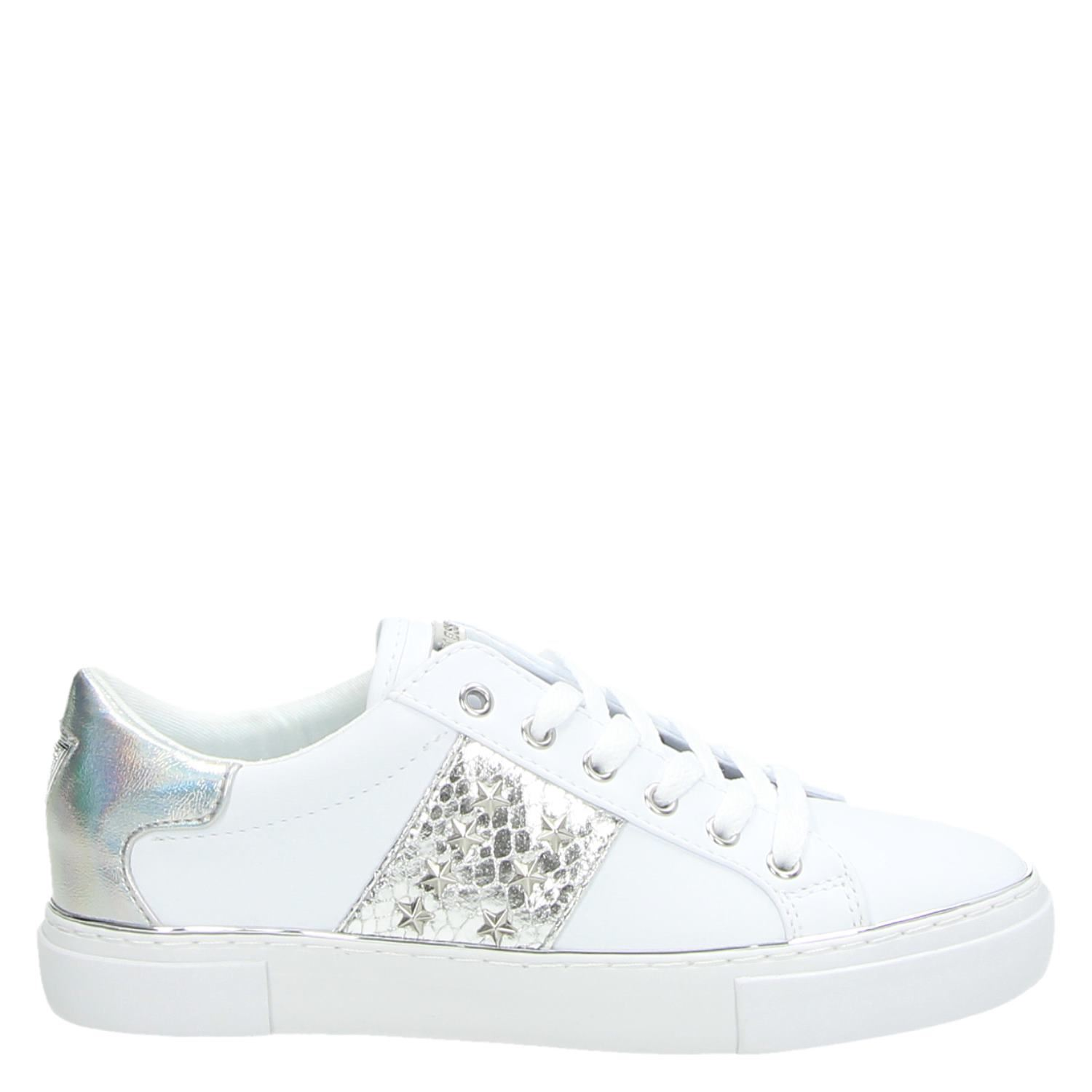 a8a60cbab12 Guess FL6MG5 dames lage sneakers wit