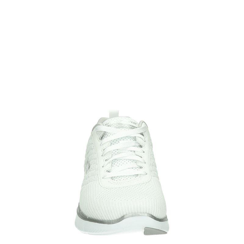 Skechers Flex Appeal 2.0 - Lage sneakers - Wit