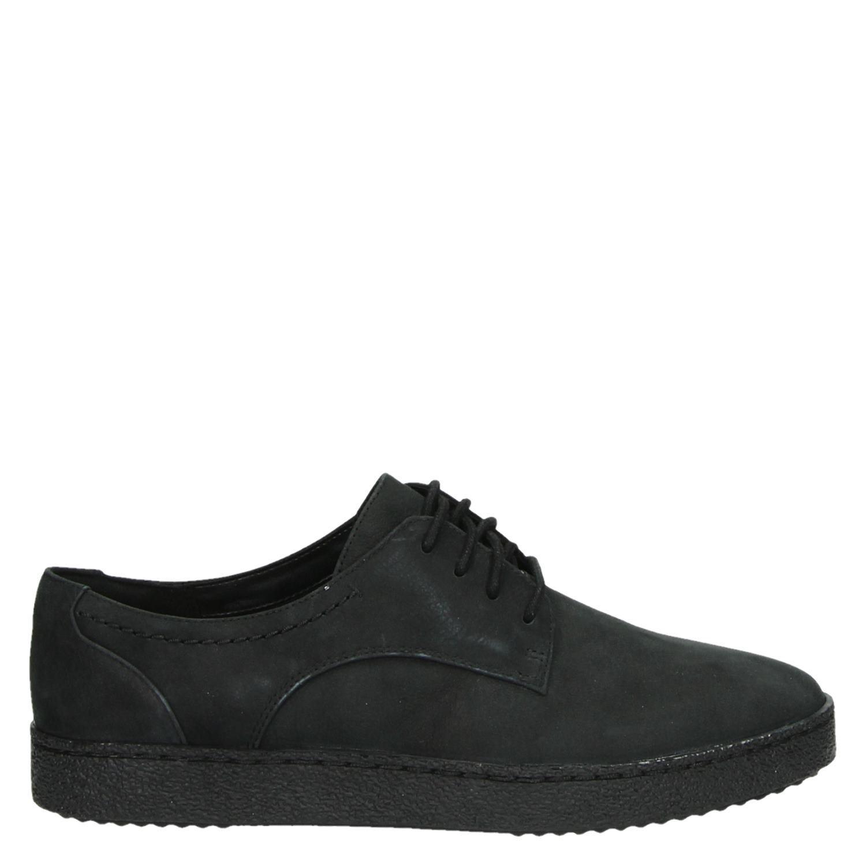 Chaussure De Dentelle Noire Clarks vxWqIYCI