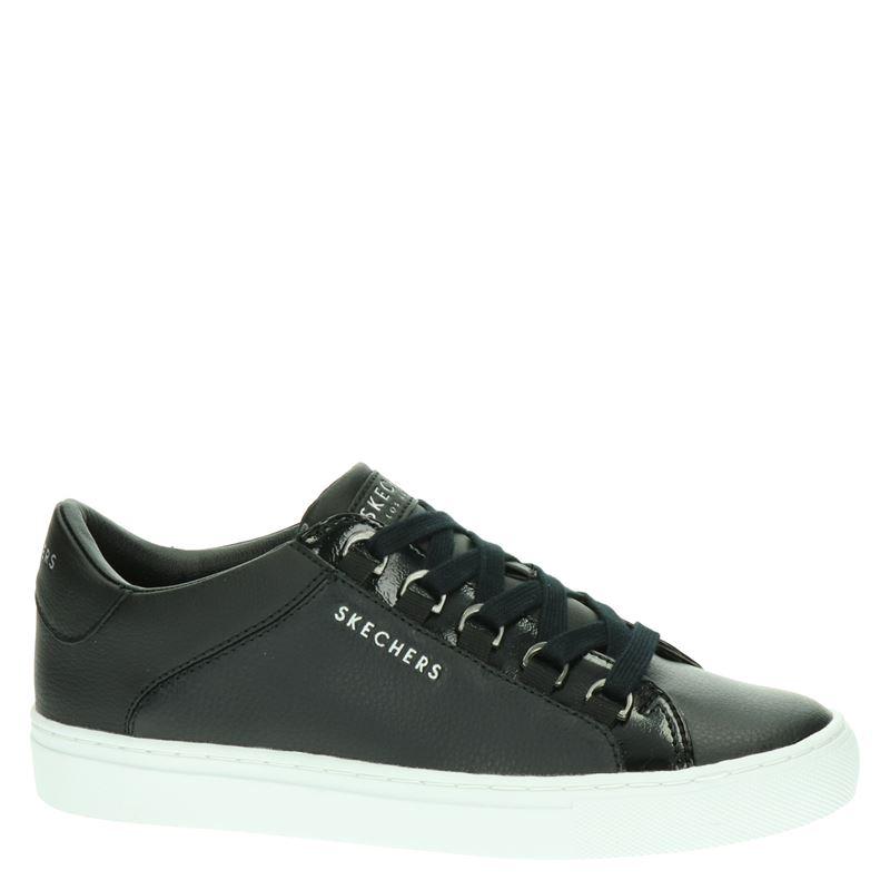 Skechers Side Street - Lage sneakers - Zwart
