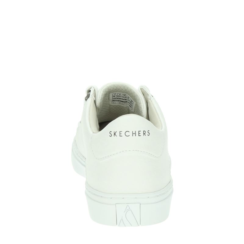 Skechers Side Street - Lage sneakers - Wit