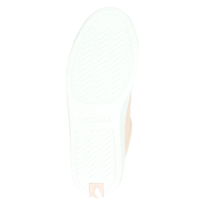 Skechers Side Street - Lage sneakers - Roze