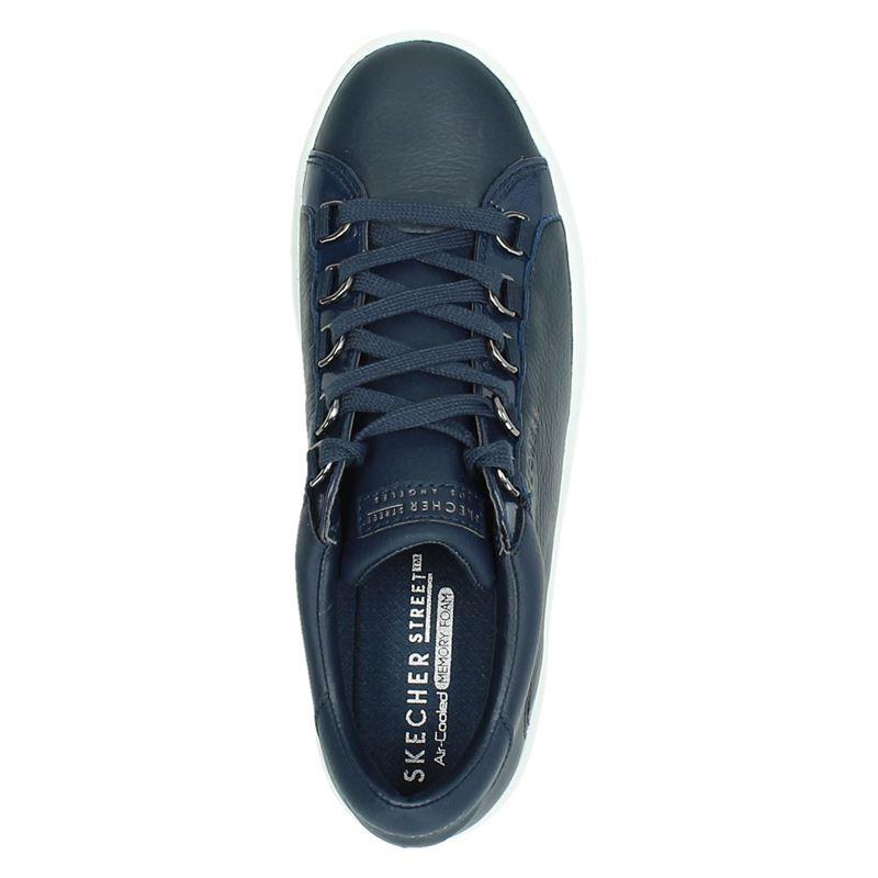Skechers Side Street - Lage sneakers - Blauw