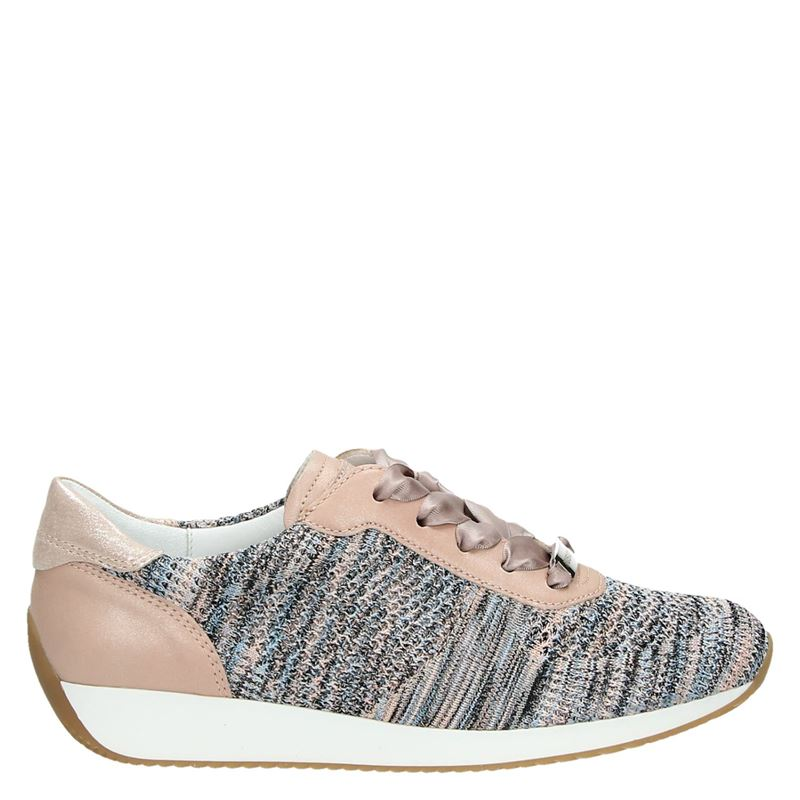 Ara Fusion 4 - Lage sneakers - Roze