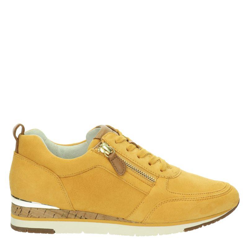 Gabor - Lage sneakers - Geel