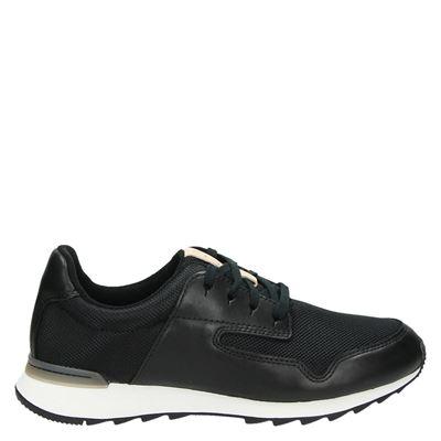 Clarks dames sneakers zwart