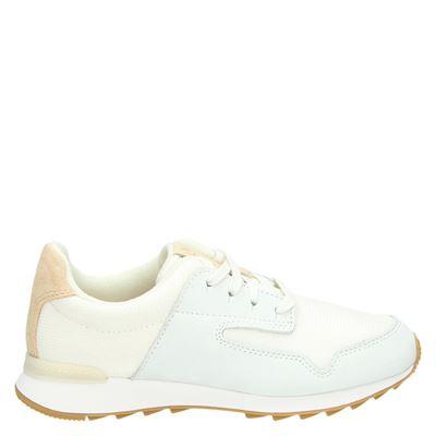 Clarks dames sneakers wit