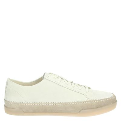 Clarks dames sneakers wit