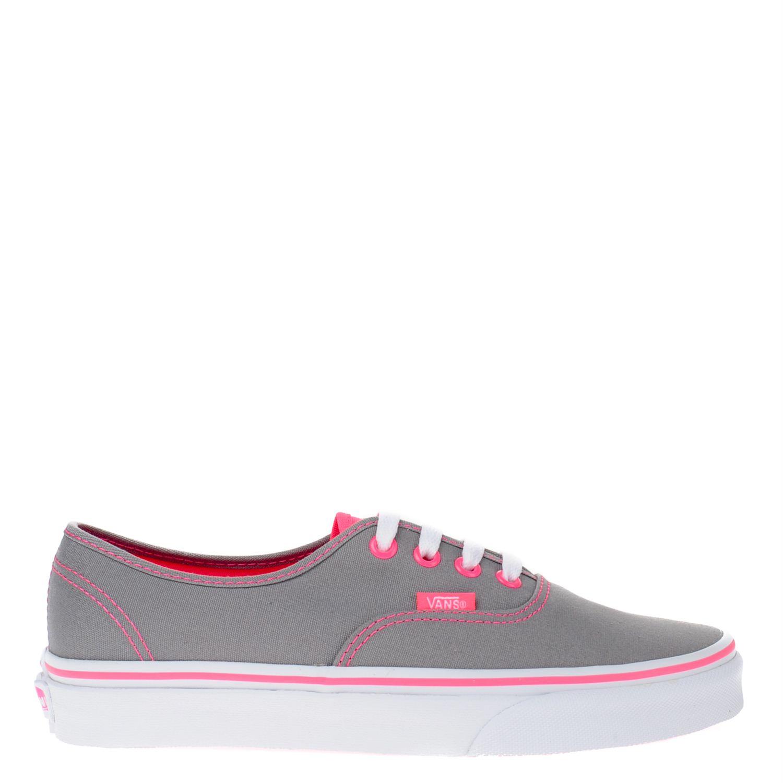 vans roze en grijs