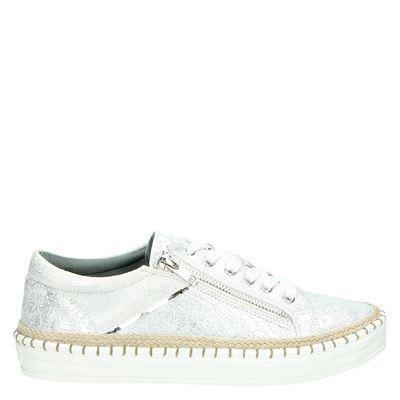La Strada dames sneakers zilver